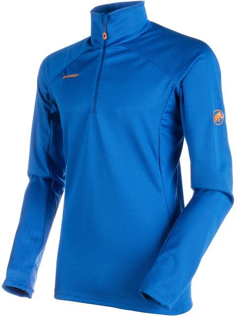 Mammut Moench Advanced - T-shirt manches longues Homme - bleu